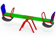 Гойдалка-балансир 1 2083х390х838 мм