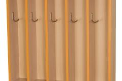 Вішалка для рушників 718х318х615 мм