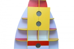 Стінка Ракета 1580х350х2050 мм