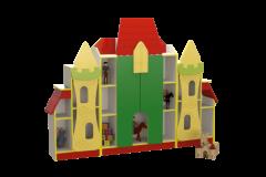 Стінка Замок 2200х350х1600 мм