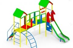 Дитячий майданчик 5 3460х3370 х2850 мм