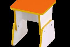 Стілець дитячий ДСП з регулюванням висоти h=260-340 мм
